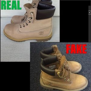 How to Spot Fake Timberland Boots: